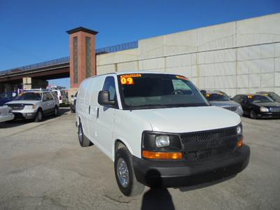 Used 2009 Chevrolet Express 2500 Cargo