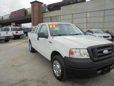 Used 2007 Ford F-150 XL SuperCab