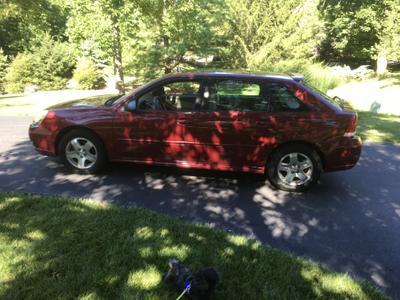 Used 2005 Chevrolet Malibu Maxx LT