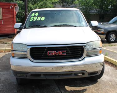 Used 2004 GMC Yukon XL 1500 SLT