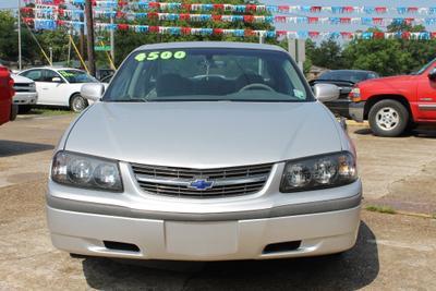 Used 2003 Chevrolet Impala Base