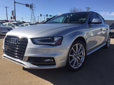 Used 2014 Audi A4 2.0T Premium