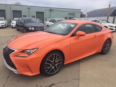 Used 2016 Lexus RC 200t Base