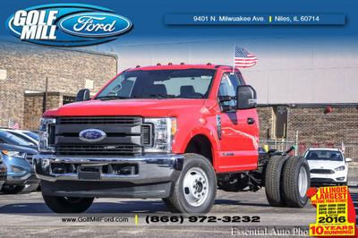 New 2017 Ford F-350 XL