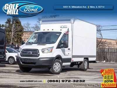 New 2017 Ford Transit-350 XL