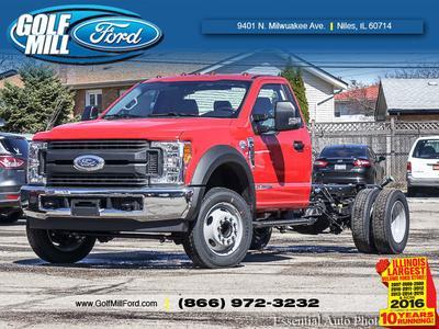 New 2017 Ford F-450 XL