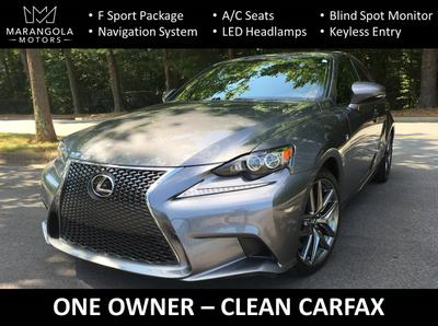 Used 2015 Lexus IS 350 Base