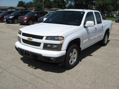 Used 2012 Chevrolet Colorado 1LT