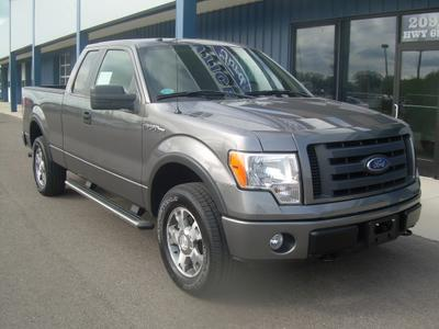 Used 2010 Ford F-150 FX4 SuperCab