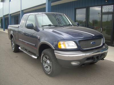 2002 Ford F-150 SuperCab