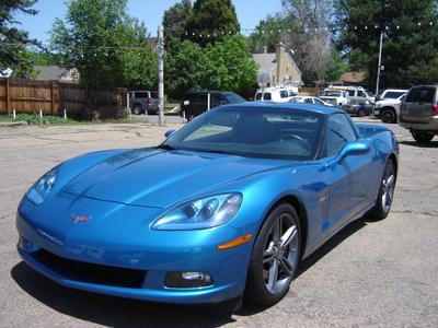 Used 2009 Chevrolet Corvette