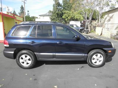 Used 2005 Hyundai Santa Fe GLS