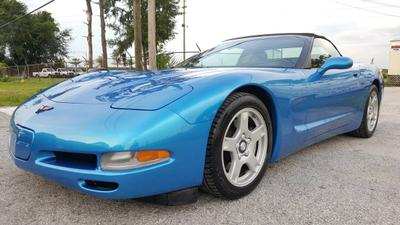 Used 1999 Chevrolet Corvette