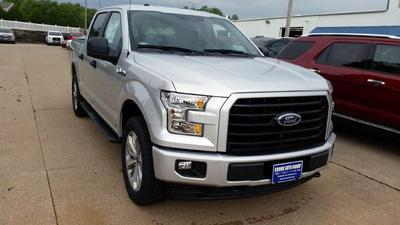 New 2017 Ford F-150 XL