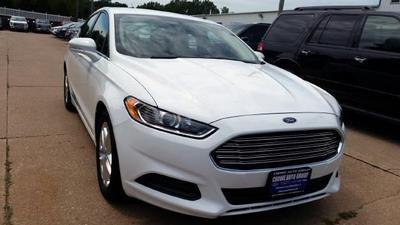 Used 2013 Ford Fusion SE