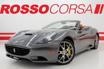 Used 2010 Ferrari California F1