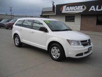 Used 2012 Dodge Journey SE/AVP