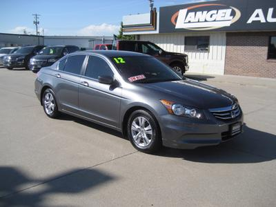 Used 2012 Honda Accord SE
