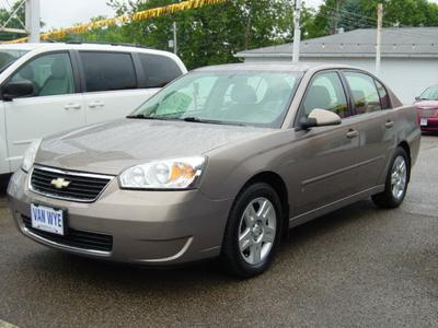 Used 2008 Chevrolet Malibu Classic LT