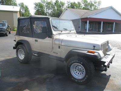 Used 1993 Jeep Wrangler