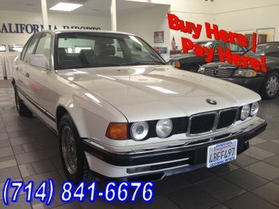 Used 1994 BMW 740 i