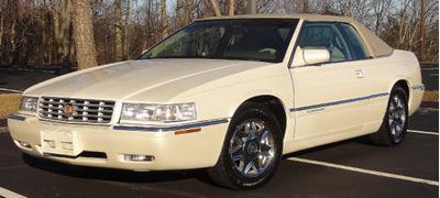 Used 1999 Cadillac Eldorado