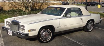 Used 1984 Cadillac Eldorado Biarritz