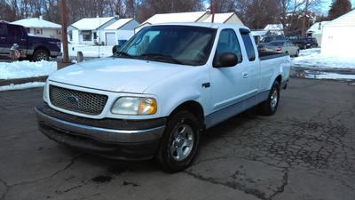 Used 2001 Ford F-150 XLT SuperCab