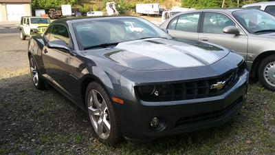 Used 2011 Chevrolet Camaro 2LT