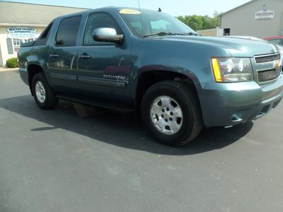 Used 2010 Chevrolet Avalanche