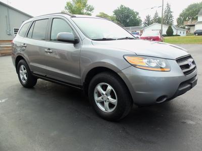 Used 2008 Hyundai Santa Fe GLS