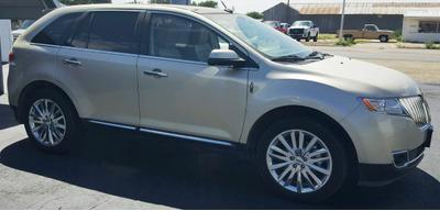 Used 2011 Lincoln MKX Base