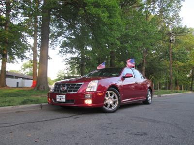 Used 2009 Cadillac STS V6