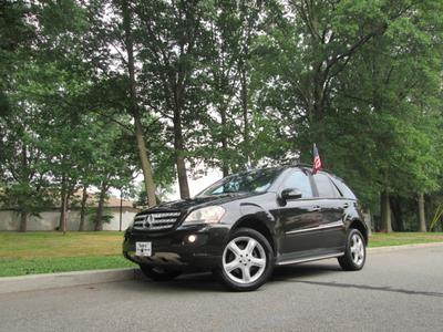 Used 2007 Mercedes-Benz ML 350 4MATIC