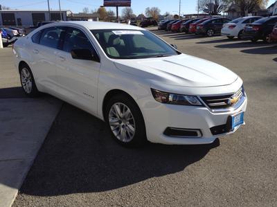 Used 2015 Chevrolet Impala