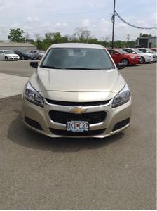 Used 2015 Chevrolet Malibu 1LS