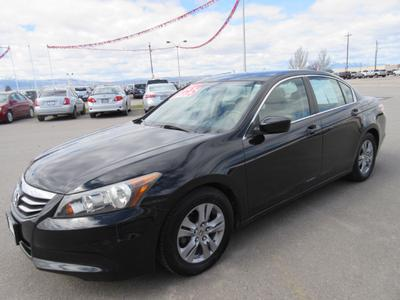 Used 2011 Honda Accord LX-P