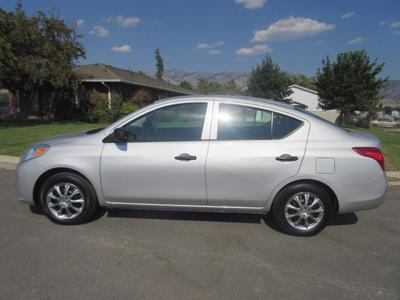 Used 2014 Nissan Versa 1.6 S