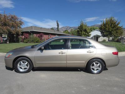 Used 2005 Honda Accord LX