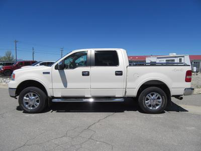 Used 2008 Ford F-150 Lariat