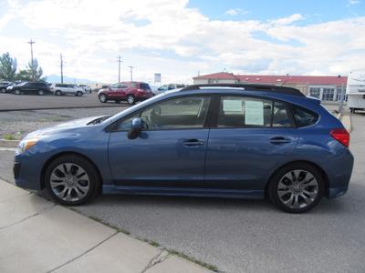 Used 2013 Subaru Impreza 2.0i Sport Premium