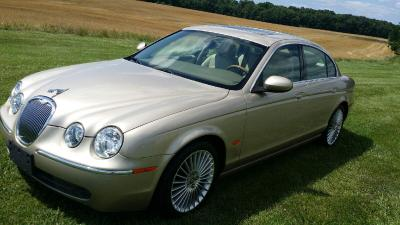 Used 2005 Jaguar S-Type 4.2