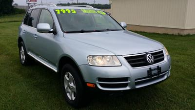 Used 2007 Volkswagen Touareg V6