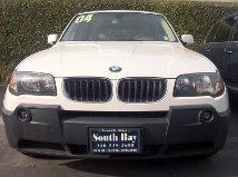 Used 2004 BMW X3 3.0i