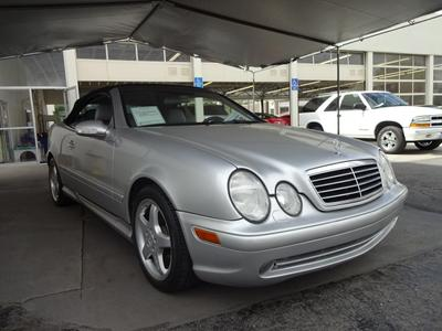 Used 2002 Mercedes-Benz 430 Cabriolet