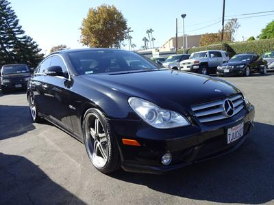 Used 2008 Mercedes-Benz CLS 63 AMG