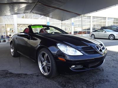 Used 2006 Mercedes-Benz SLK280