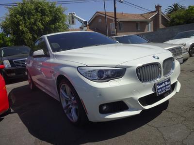 Used 2012 BMW 550 Gran Turismo i