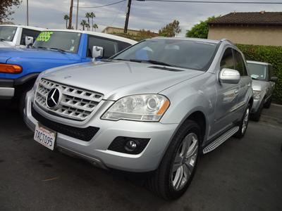 Used 2010 Mercedes-Benz ML350