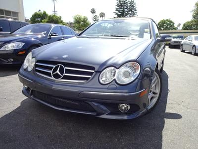 Used 2008 Mercedes-Benz CLK550
